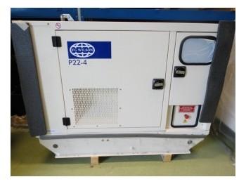 FG Wilson P22 - 22 kVA - set gjeneratori