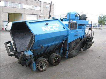 BITELLI BB 630 wheel asphalt paver - shtrues asfalti