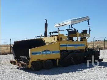 Bitelli BB670 - shtrues asfalti