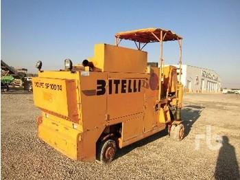 Bitelli SF100 VOLPE - shtrues asfalti