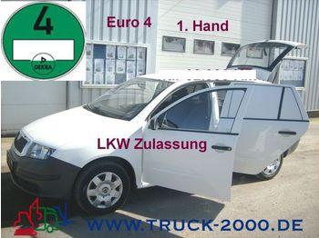 SKODA Fabia Praktik 1.4TDI Grüne Plakette 1.Hand Euro4 - veturë