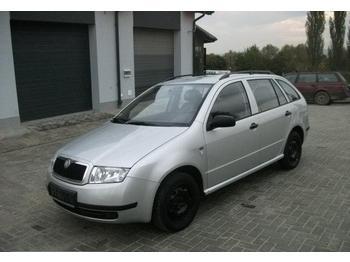 Škoda Fabia  - veturë