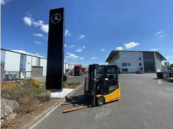 Jungheinrich EFG 215 / Triplex: 4.35m!  / STVZO / nur 3.255h!  - vysokozdvižný vozík