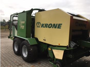 Enfardadeira de fardos redondos Krone Combi Pack 1500 V