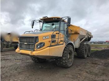 Bell B30E - caminhão articulado