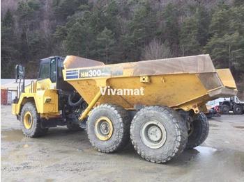 Caminhão articulado Komatsu HM300-2