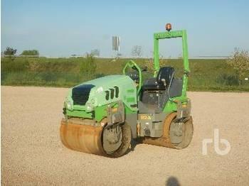Compactador de asfalto HAMM HD12VV