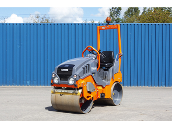 Hamm HD8VV - compactador de asfalto