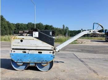 BOMAG BW62H Good working condition  - compactador pequeno de asfalto