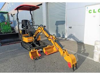 Mini escavadeira CLC MACHINERY CLC TX 1000