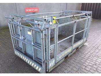 ES Stålindustri ApS MTG4000LS  - plataforma aérea