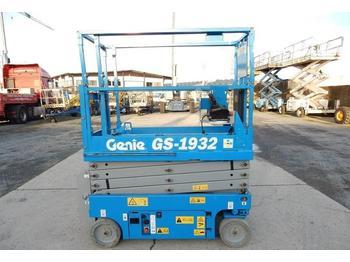 Genie GS1932 elektro 7.79m  - plataforma de tijera/ plataforma de tesoura