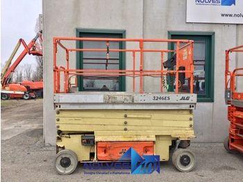 Plataforma de tijera/ plataforma de tesoura JLG 3246ES