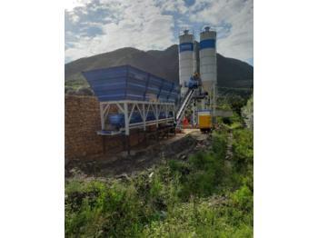 Usina de concreto PROMAX CENTRALE À BÉTON COMPACTE C60-SNG