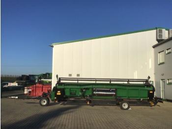 Accesorios para cosechadoras de forraje Biso VX CR HL 750