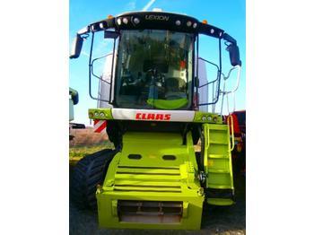 Cosechadora de granos Claas LEXION 760 TERRA TRAC