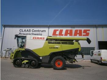 Cosechadora de granos Claas LEXION 780 TERRA TRAC ALLRAD