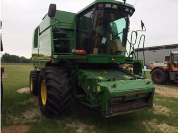 Cosechadora de granos John Deere WTS 9680