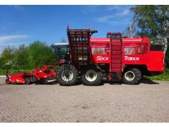 Agrifac SixxTraxx  - cosechadoras de remolacha