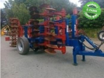 Souchu Pinet DISCOMULCH - cultivador