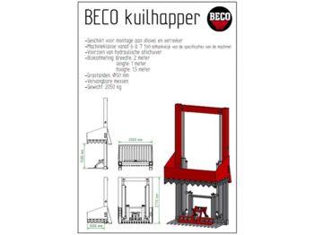 Equipo para silos Beco Kuilhapper