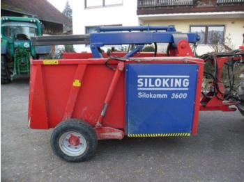 Siloking Silokamm DA 3600 - equipo para silos