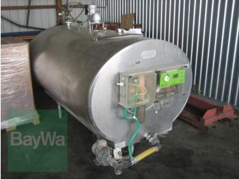 Westfalia 1600 Liter - máquina de ordeño