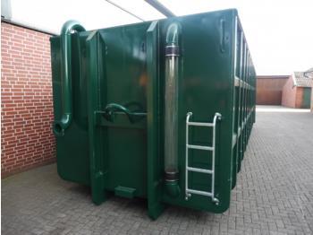 Maquinaria para fertilización Wernsmann-industrieservice Wernsmann-Feldrandcontainer