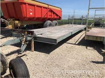 Cochet 8m50 - remolque plataforma agrícola