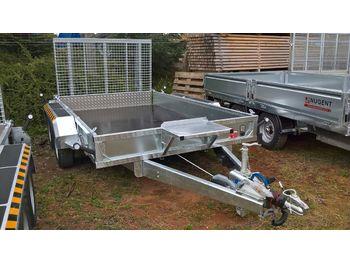 Nugent P3118H Rampe  - remolque plataforma agrícola