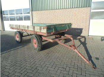 Remolque plataforma agrícola PLATTE wagen N4447
