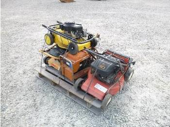 Qty of Mowers and GenSet - segadora