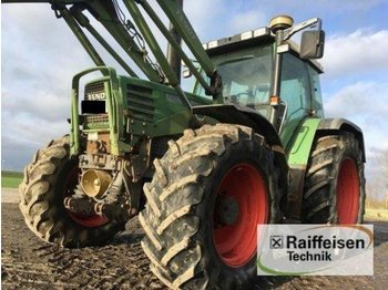 Fendt 512 CA - tractor agricola