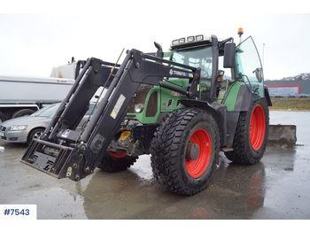Tractor agricola Fendt Vario 820 Vario