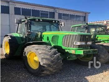 JOHN DEERE 6920 S - tractor agricola