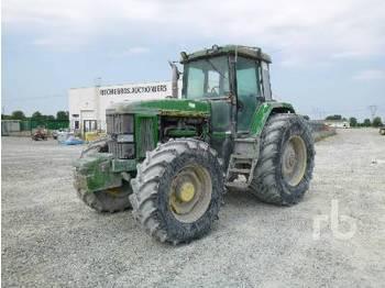 JOHN DEERE 7800 - tractor agricola