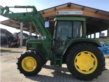 John Deere 6100A FL - tractor agricola