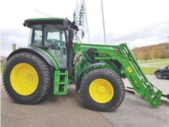 John Deere 6100RC PowrQuad Plus - tractor agricola
