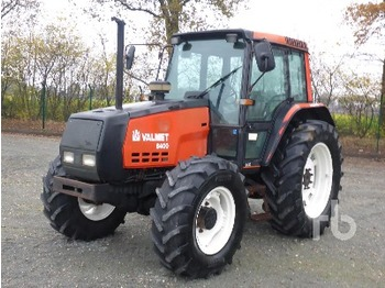 Valmet 6400 4Wd Agricultural Tractor - tractor agricola