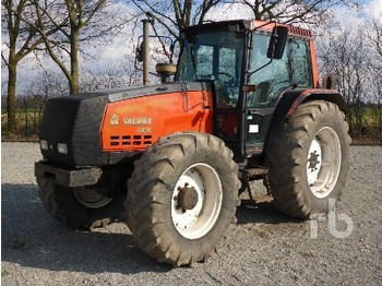 Valmet 8400 4Wd Agricultural Tractor - tractor agricola