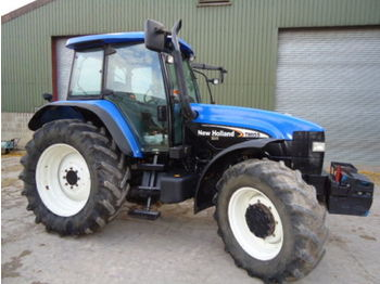 new holland TM 155 - tractor