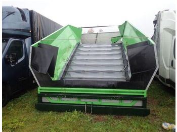 Avr Falcon 24/45 Unloading basket for agrio products - transportador