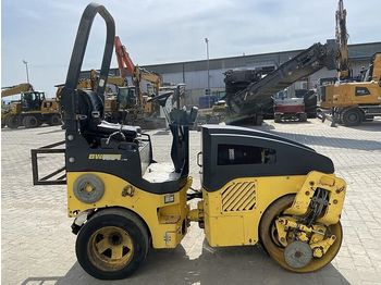 BOMAG BW 125 AС-4 - apisonadora de asfalto