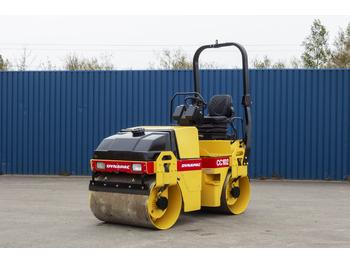 Dynapac CC102 - apisonadora de asfalto