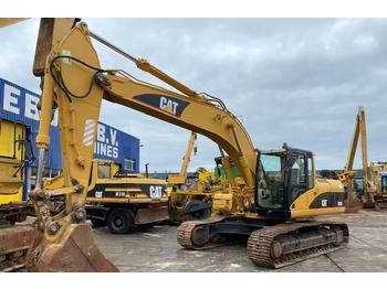 Caterpillar 322 CL  - excavadora de cadenas