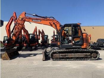DOOSAN DX 140LCR-5 - excavadora de cadenas