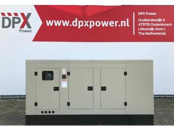 Generador industriale Ricardo 6126ZLD-1 - 250 kVA Generator - DPX-19714