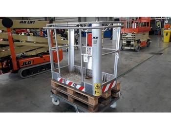 JLG X 20 J Plus MANBASKET - plataforma articulada