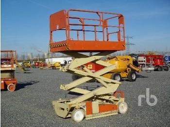 MEC 2047ES - plataforma de tijeras