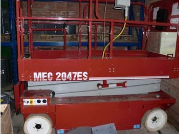 MEC 2047ES SCHAAR HOOGWERKER - plataforma de tijeras